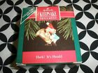 1992 HALLMARK CHRISTMAS ORNAMENT, #4 IN THE SERIES HARK! IT'S HERALD  T2322