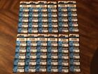 lot of 60 Maxell silver oxide batteries 379 SR521SW 1.55V  brand new for watches
