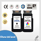 PG 240XL CL 241XL Black  Color Ink Cartridge for Canon Pixma MG3620 TS5120