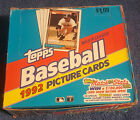 1992 TOPPS Baseball Cello Box 24ct Factory Sealed Packs Manny Ramirez RC