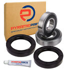 Front Wheel Bearings & Seals for Kawasaki Z650 / KZ650 E1 Ltd 1980