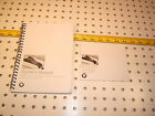 BMW Early E39 528i/540i CPT 6000VR Telephone System owner's 1 set  of 2 Manuals