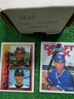 1995 Topps Traded and Rookies Baseball Cards 3