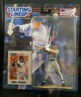 MLB New York Mets Mike Piazza Hasbro Starting Lineup - NEW IN PACKAGE!!