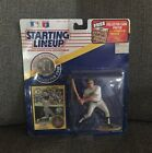 Starting Lineup Jose Canseco 1991 Figure W/ Collectible Card/Coin