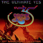 Yes ‎– The Ultimate Yes: 35th Anniversary Collection  CD 8122737022