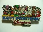 Happy Everything Disneyland Resorts 2002 Pin
