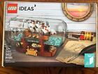 New, Unopened, LEGO Ideas 2018 Pirate Ship in a Bottle (#21313) - FREE Shipping!