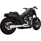 Vance  Hines 17587 Harley Davidson Exhaust Pro Pipe Chrome 2018 Soft Tail