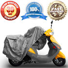 Water Resistant Medium Scooter Moped Sport Motorcycle Cover