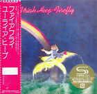 Uriah Heep–Firefly‎–UICY-94749 SHM JAPAN MINI LP  OBI  LIKE NEW!