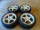 03 04 Porsche Boxster 18 Inch Wheels Set Rims With Tires OEM