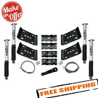 Rubicon Express 55 Spring Over Conversion Kit with Shocks for Jeep Wrangler YJ