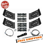 Rubicon Express RE5015 55 Spring Over Conversion Lift Kit for Jeep Wrangler YJ