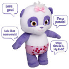 Snap ToysWord Party Talking 12 Baby Lulu PlushPress Her Tummy To Hear Phrases