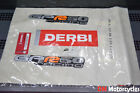 DERBI GENUINE NEW GRP50 GPR 50 RACING 04 - 05 DECAL KIT SET PN 00H05161652