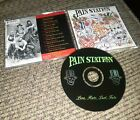 PAIN STATION Love Hate Lust Fate CD Toledo Ohio Unsigned Local Band HEAVY METAL