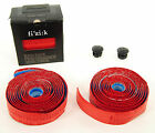 Fizik Road Bike Bar Tape PERFORMANCE Tacky Touch Microtex 3mm Red