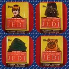 1983 Topps Star Wars: Return of the Jedi Series 1 Trading Cards 16