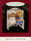 OUR LITTLE BLESSINGS (1995) Hallmark Keepsake Ornament - Ken Crow - QX5209