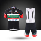 7 Eleven Cycling Jersey Short Sleeve Bike Clothing Quick Dry MTB Ropa Ciclismo