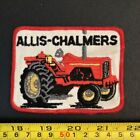 Embroidered patch ALLIS CHALMERS 1970s TRACTOR agriculture very rare agriculture