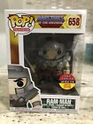 FUNKO POP RAM MAN MASTERS OF THE UNIVERSE MOTU TOY TOKYO SDCC 2018 EXCLUSIVE 658
