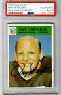 Ray Nitschke Cards, Rookie Card and Autographed Memorabilia Guide 30