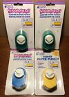 Lot Of 4 Memories Forever Scrapbooking Corner Paper Punch New Sealed In Package