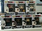 Mr Robot pop lot SIGNED Wong and Chase new complete Funko six pop set exclusive
