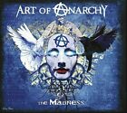 ART OF ANARCHY-THE MADNESS-JAPAN DIGIPAK CD BONUS TRACK Ltd/Ed F30