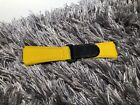 Richard Mille Authentic Yellow strap RM 30 35 55 SIZE 30S small