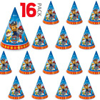16 Paw Patrol Party Hats Perfect for Birthday Party Kids Boys