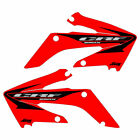 Honda CRF250x 2004-2016 Stock Replica Shroud Graphics Red FREE SHIPPING!!!