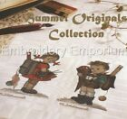 HUMMEL ORIGINALS COLLECTION MACHINE EMBROIDERY DESIGNS ON CD OR USB