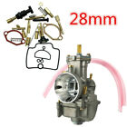 28mm Super Performance Power Jet Carburetor + Repair Kit for 4 Stoke 50cc 800CC