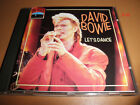 DAVID BOWIE hits LIVE concert CD montreal canada 1987 GOLDEN YEARS absolute begi