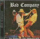 Bad Company CD - Live in Albuquerque 1976   Brand New    Angel Air Label