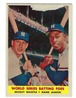 Ultimate Guide to 1950s Mickey Mantle Topps and Bowman Cards 20