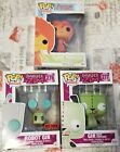 Funko Pop Invader Zim Vinyl Figures 14