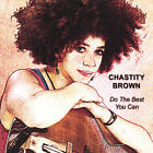 Chastity Brown - Do the Best You Can [New CD]