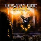 Heavens Fire - Playing With Fire [New CD]