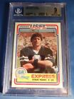 1984 Topps USFL Football Cards 9