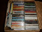 Various Artist CD Lot of 70 Various Genres  Artists SEE PICTURES