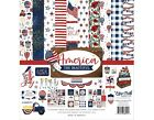 Echo Park Paper AMERICA THE BEAUTIFUL 12x12 Scrapbook Paper Collection Kit