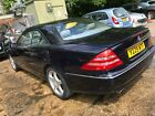LARGER PHOTOS: 2001 MERCEDES-BENZ CL600 5.8 V12 - 1F/OWNER, 83K MILES, 7 STAMPS, VERY CLEAN!!**