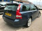 LARGER PHOTOS: 56 VOLVO V50 1.8 SPORT - LEATHER, ALLOYS, CLIMATE, NICE SPEC AND OPTIONS