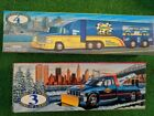 Sunoco Trucks Lot of 2 Tow Truck and 18 Wheeler