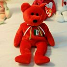 OSITO Beanie Baby Bear - RARE w/ ERRORS RETIRED MINT CONDITION