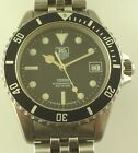 Tag Heuer 1000 Professional Dive Watch - 980.013N - Exc. Condition - No Reserve